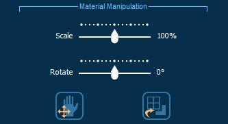 Pool Studio Material Manipulation