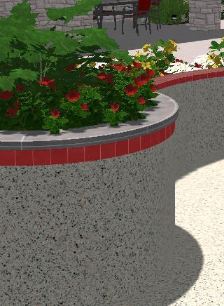 Pool Studio Materials Selecting Individual Surfaces