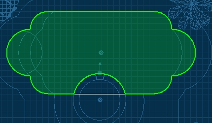 Pool Studio Object Properties Panel Example
