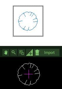 VizTerra AutoCAD Importing Symbols and Templates into Library