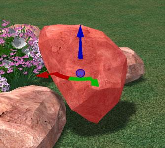 VizTerra Pool Studio 3D Gizmo World Alignment