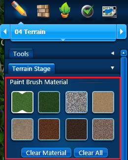 Property Slope Paint Brush PS