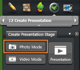 VT Photo Mode